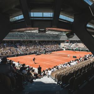 Publicul de la Roland Garros, invitat să părăsească arena din cauza restricţiilor anti-Covid