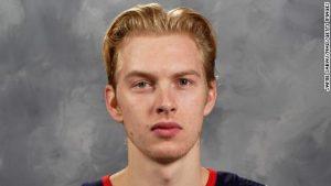 Portarul din NHL, Matiss Kivlenieks, a murit la 24 de ani din cauza unui accident cu petarde