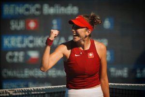 Belinda Bencic, campioana olimpică de la Tokyo, nu va juca la WTA Montreal