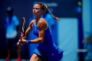 Camila Giorgi a învins-o pe Karolina Pliskova în finala turneului WTA de la Montreal