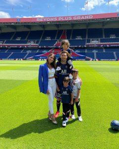 Cine este Antonela Roccuzzo, soția lui Lionel Messi?