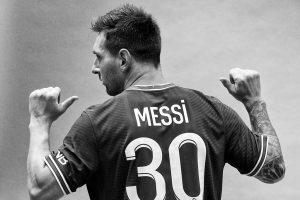 Messi va purta tricoul cu numărul 30 la Paris Saint-Germain