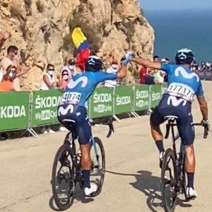 Alejandro Valverde revine în Giro de Sicilia